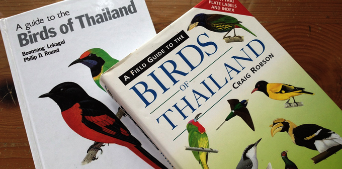 A Guide to the Birds of Thailand